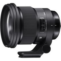 Sigma 105mm f/1.4 Dg Hsm Art Lens For Nikon F - $1,809.75