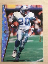 1995 Upper Deck SP #50 Barry Sanders Detroit Lions HOF - $1.49