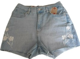 Levis Mile High Cutoff Denim Shorts Sweet Memories 30 - $29.69