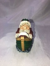 David Frykman Santa In Boat DF1074 - $18.00