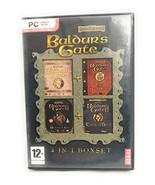 Baldur's Gate Box Set (Sweden) [video game] - $10.00
