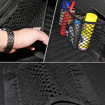 SEAMETAL® Car Trunk Mesh Net Organizer Stowing Tidying Universal Storage - $5.51+