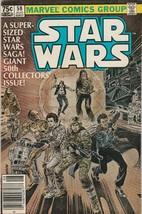 Star Wars #50 VG/FN 1981 Marvel Comics 1st print Volume George Lucas Dar... - $4.54