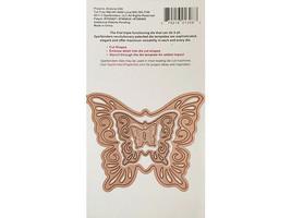 Spellbinders Shapeabilities Nested Butterflies Two Dies #S4-320 image 2