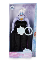 Disney Store The Little Mermaid Ursula Singing Doll New with Box - $25.86
