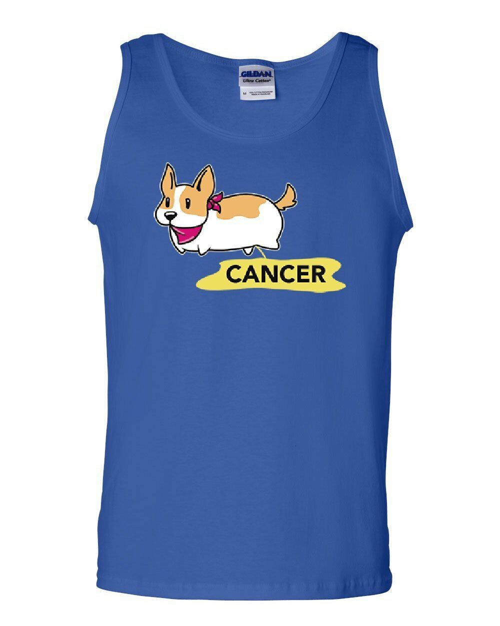 Tee Hunt Lying Labrador Retriever Muscle Shirt Dean Russo Neon Lab Pet Lovers Sleeveless