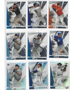 2017 TOPPS FINEST - STARS, ROOKIE RC'S - BASE or REFRACTOR - WHO DO YOU ... - $0.99+