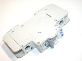 Up To 2 Eaton 1 Amp Circuit Breakers Din Mt 1 Pole WMZT1D01 - $15.90