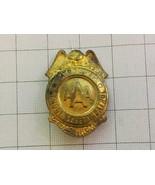 Vintage AAA Patrolman School Safety Patrol Copper Badge Grammes Allentow... - $25.00