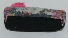 GANZ Brand The Trouble With Trouble Lady In White Print Makeup Bag image 3