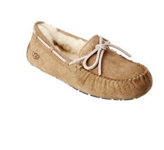 UGG Dakota Womens Suede Sheepskin Slippers Tobacco 5612 Size 5 NEW AUTHE... - $76.94