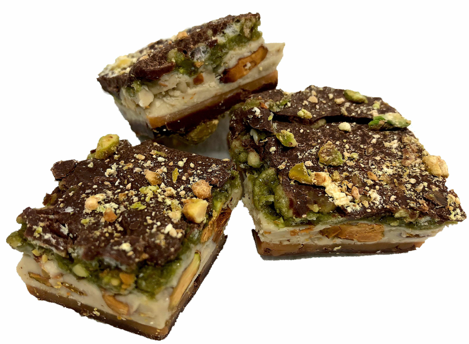 Primary image for Pistachio Honey Toffee (1lb)