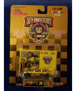 1998 Racing Champions 1:64 Scale Toys R Us Gold 1/9998 #97 John Deere - $7.55