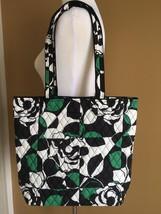 NWT Vera Bradley Imperial Rose Shoulder Bag Tote HandBag  IN PACKAGE - $39.99