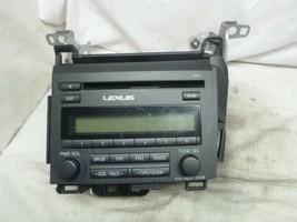 14 15 16 17 Lexus CT200h Radio Cd Player 86120-76051 510001 KVX32 - $128.70