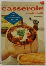 Casserole Cookbook by Jim Beard  - $6.75
