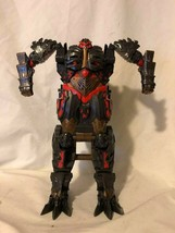 "Action Figure Transformers 12"" 1-Step Turbo Changers Dragonstorm Hasbro ... - $8.00"