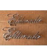 (2) 1979-85 CADILLAC ELDORADO ROOF EMBLEMS - $20.00