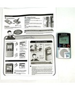 Olympus Note Corder DP 10 Handheld Digital Voice Recorder with INSTRUCTIONS - $48.88