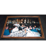 "1995 Bobby Curtola Signed 9X12"" Framed Princess Cruise Line Picture Phot... - $52.42"