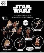 New! PUTITTO Star Wars BOX Figure 8 pieces, all 5 types Japan F/S - $84.14