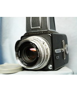 Hasselblad 500CM Camera w Planar T* C 80mm F2.8, A12 Matched Back + WLF ... - $1,300.00