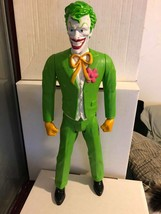 "Action Figure DC Comics 20""   Joker Green Jakks Pacific 2014 - $9.90"