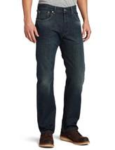 NEW LEVI'S STRAUSS 501 MEN'S PREMIUM STRAIGHT LEG JEANS BUTTON FLY 501-0990