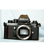 Nikon F3P Press HP SLR Professional Camera Body 35mm Film Camera -RARE-TESTED- - $240.00