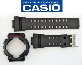 Casio GA-110 Genuine Watch Band & Bezel Rubber Strap  Black G-Shock GA-... - $38.95