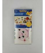 POKEMON ICONIC 24 Peel & Stick Wall Decals Room Decor Pikachu Pokeball S... - $19.99