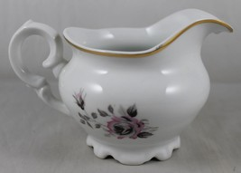 Schmidt S. Catarina SABINA Creamer Porcelana Porecelain Brazil Floral Fl... - $16.33
