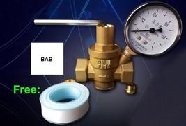 "DN15 1/2"" Brass Water Pressure Reducing valve/Regulator valve/Relief Valves/Pres - $37.95"