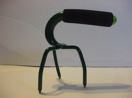 Garden Claw Cultivator Green Mini Hand Held image 4