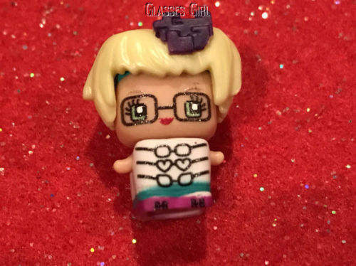 "Primary image for My Mini MixieQ's Series 1 Smart ""Glasses Girl"" ~Every Day~ Mattel! Easter"