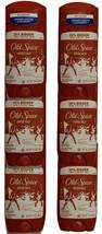 Lot 6 Pack Old Spice Guitar Solo Mens Antiperspirant Deodorant 3.4oz Siz... - $42.06