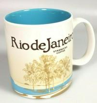 starbucks Brazil rio de janiero icon mug - $58.51