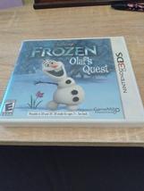 Nintendo 3DS Disney Frozen: Olaf's Quest image 1