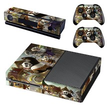Kung Fu Panda 2 decal for xbox one console and 2 controllers - $15.00