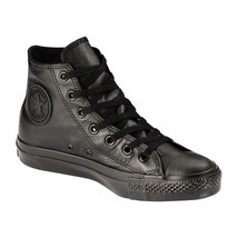 Original Converse Chuck Taylor All Star Black Leather Shoes Mens Womens ... - $59.95