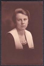 Lona Foss - Antique Photograph - $17.50
