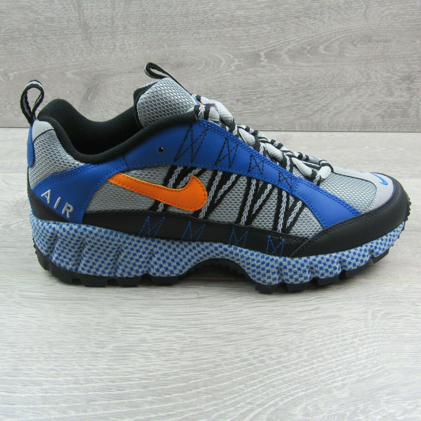 Nike Air Humara 17' QS Hiking Trail Mens Shoes Blue Spark Silver AO3297 001 New