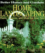 Home Landscaping Better Homes and Gardens Books - $9.65