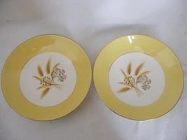 """4 Coup Soup 8.25"""" Golden Harvest Century Service - $21.95"""