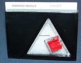STEREO TURNTABLE NEEDLE STYLUS for Kenwood N65 MGA MODELS LT55 LT76 119-D7 image 2