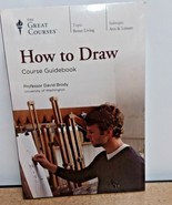Great Courses: How to Draw Course Guidebook+6-Disc - $75.22