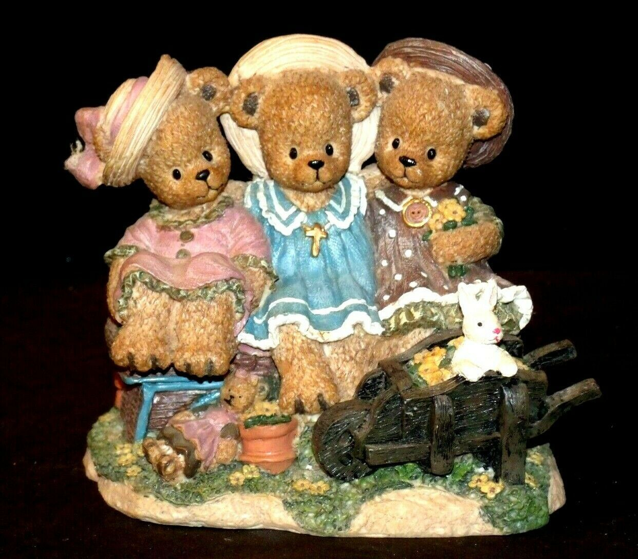 Berry Hill Bears Figurine AA-191985 Collectible Young