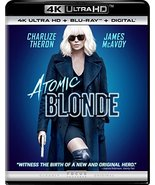Atomic Blonde [4K Ultra HD + Blu-ray + Digital] - $14.95