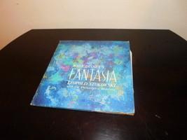 disney fantasia record set antique 1957 sound track - $5.00