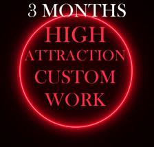 NO DEALS 90 DAYS $342 AFTER DISCOUNT CUSTOM HIGH ATTRACTION MAGICK FULL ... - $977.77